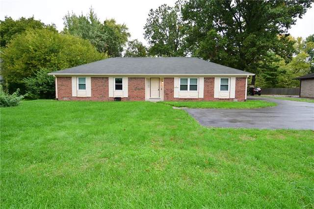 940 W 73rd Street, Indianapolis, IN 46260 (MLS #21820375) :: The ORR Home Selling Team