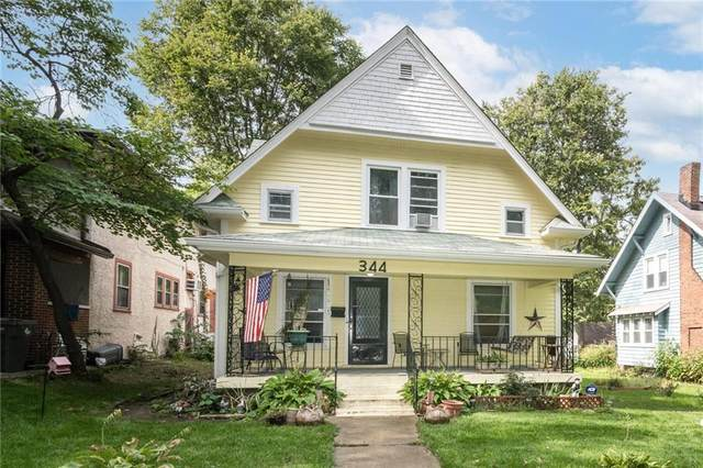 344 N Audubon Road, Indianapolis, IN 46219 (MLS #21820398) :: Mike Price Realty Team - RE/MAX Centerstone