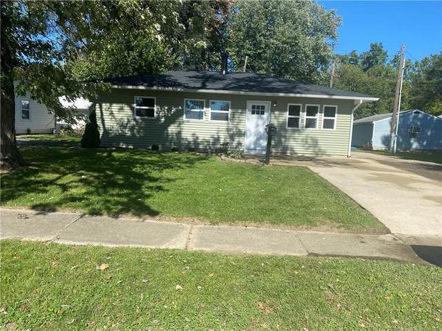5032 Elaine Street, Indianapolis, IN 46224 (MLS #21820407) :: Mike Price Realty Team - RE/MAX Centerstone