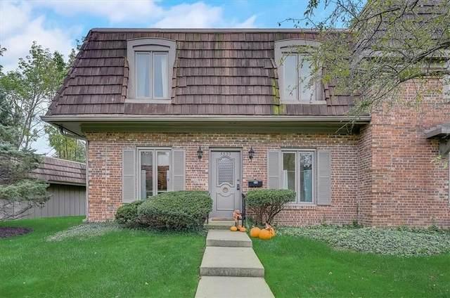 5533 Roxbury Terrace B1, Indianapolis, IN 46226 (MLS #21820420) :: Heard Real Estate Team | eXp Realty, LLC