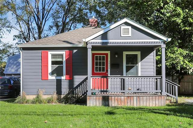 1414 E 49th Street, Indianapolis, IN 46205 (MLS #21820427) :: AR/haus Group Realty