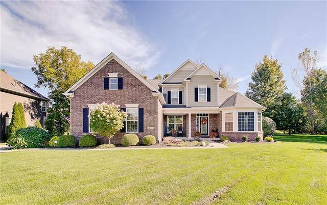 10065 Oak Haven Drive, Fishers, IN 46055 (MLS #21820439) :: AR/haus Group Realty