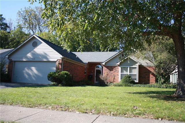 5620 Crystal Bay West Drive, Plainfield, IN 46168 (MLS #21820447) :: The Evelo Team