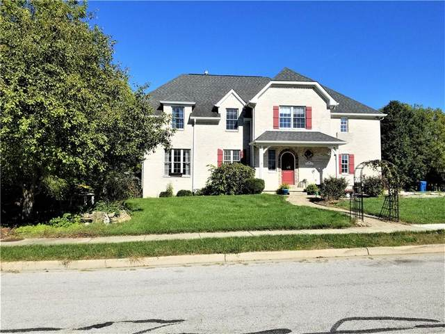 925 Evensview Drive, Greencastle, IN 46135 (MLS #21820448) :: AR/haus Group Realty