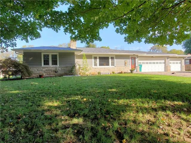2298 W Del Mar Drive, Crawfordsville, IN 47933 (MLS #21820451) :: The Evelo Team