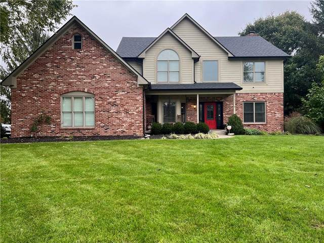 14943 Pacer Court, Carmel, IN 46032 (MLS #21820453) :: The Evelo Team