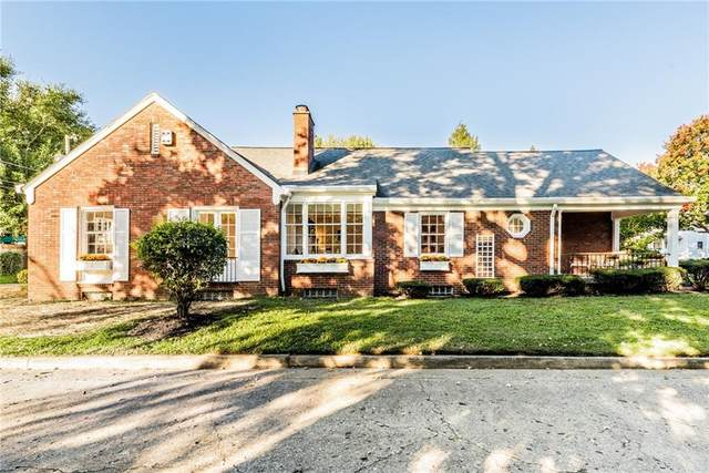 235 W 44th Street, Indianapolis, IN 46208 (MLS #21820454) :: AR/haus Group Realty