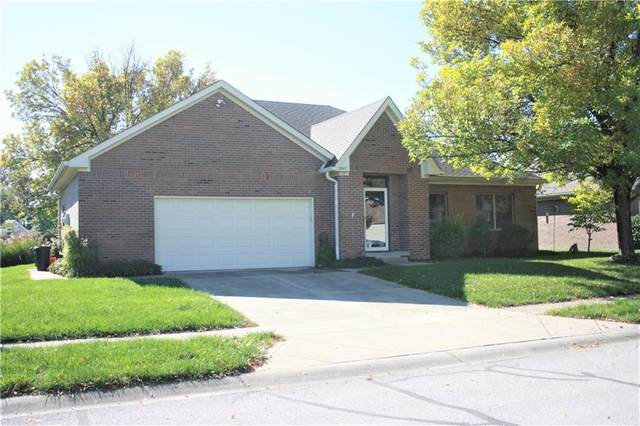 5747 Kensington Way South, Plainfield, IN 46168 (MLS #21820455) :: The Evelo Team
