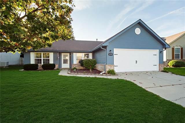 11770 Sand Creek Boulevard, Fishers, IN 46037 (MLS #21820471) :: AR/haus Group Realty