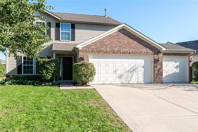 4081 Hennessey Drive, Plainfield, IN 46168 (MLS #21820472) :: The Evelo Team