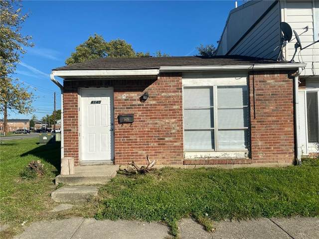 4145 Mt Vernon Court #0, Indianapolis, IN 46236 (MLS #21820486) :: The Evelo Team