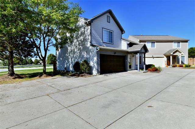 772 Cembra Drive, Greenwood, IN 46143 (MLS #21820489) :: The Indy Property Source