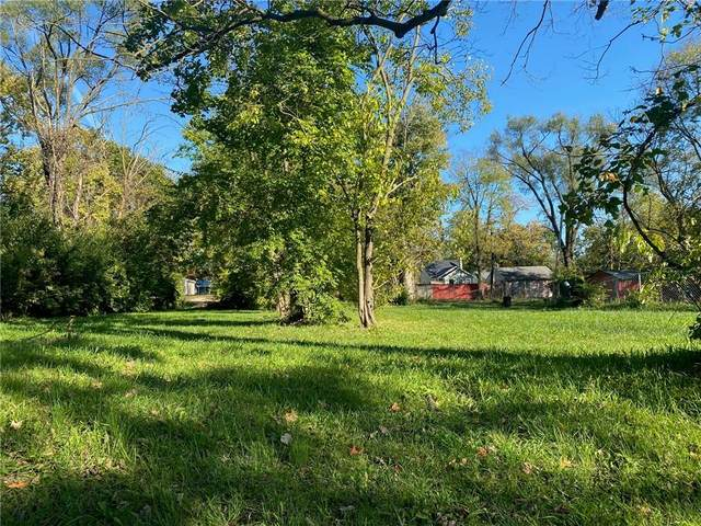 2853 N Denny Street, Indianapolis, IN 46218 (MLS #21820493) :: The Evelo Team