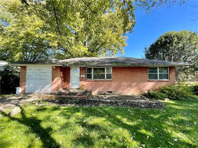 4310 Main Street, Anderson, IN 46013 (MLS #21820495) :: Mike Price Realty Team - RE/MAX Centerstone