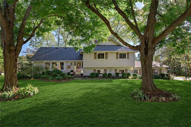 3815 Haverhill Drive, Indianapolis, IN 46240 (MLS #21820509) :: AR/haus Group Realty