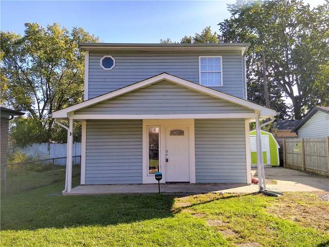 2943 S Rybolt Avenue, Indianapolis, IN 46241 (MLS #21820532) :: AR/haus Group Realty