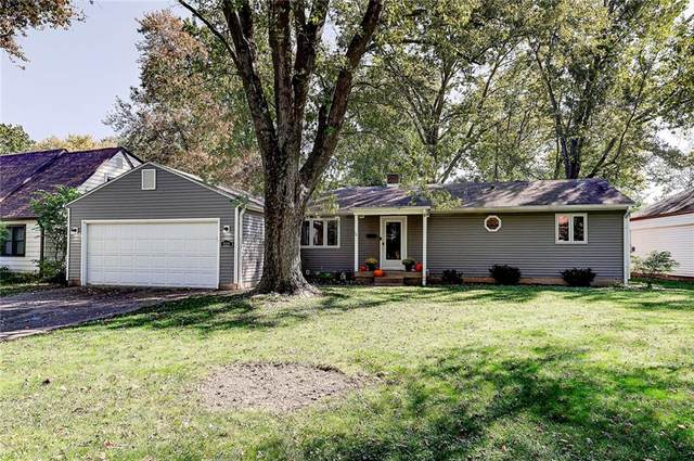2121 E 70TH Street, Indianapolis, IN 46220 (MLS #21820555) :: AR/haus Group Realty