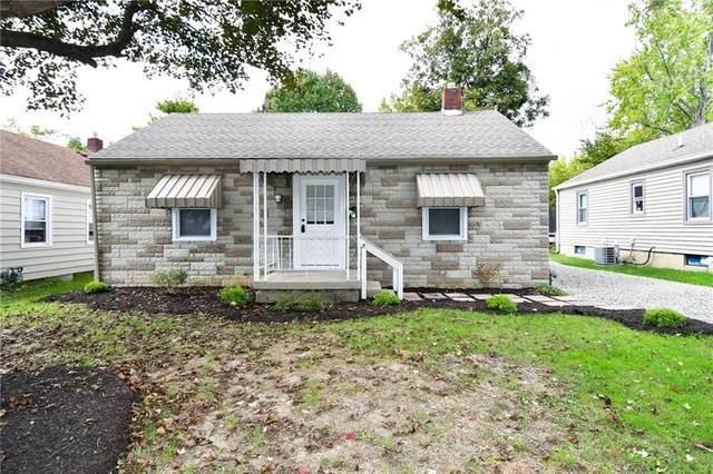 714 N Routiers Avenue, Indianapolis, IN 46219 (MLS #21820561) :: Heard Real Estate Team | eXp Realty, LLC