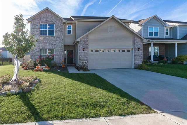 18126 Pate Hollow Court, Westfield, IN 46074 (MLS #21820603) :: The Evelo Team