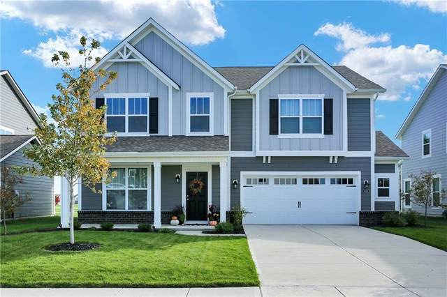 19158 Donelson Court, Westfield, IN 46062 (MLS #21820606) :: The Evelo Team