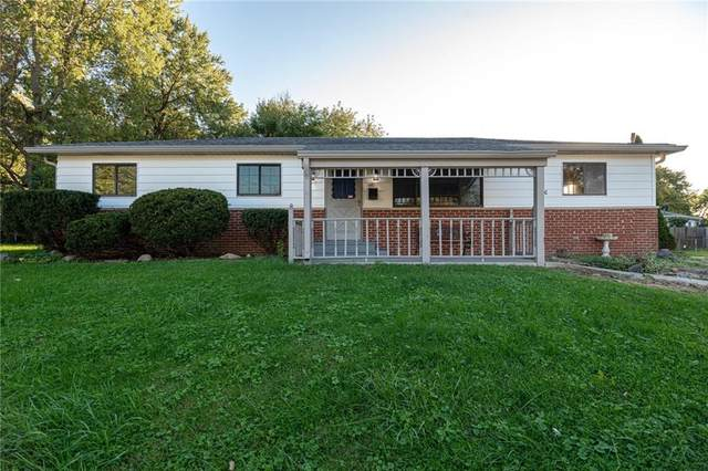 4821 Christopher Drive, Indianapolis, IN 46203 (MLS #21820612) :: AR/haus Group Realty