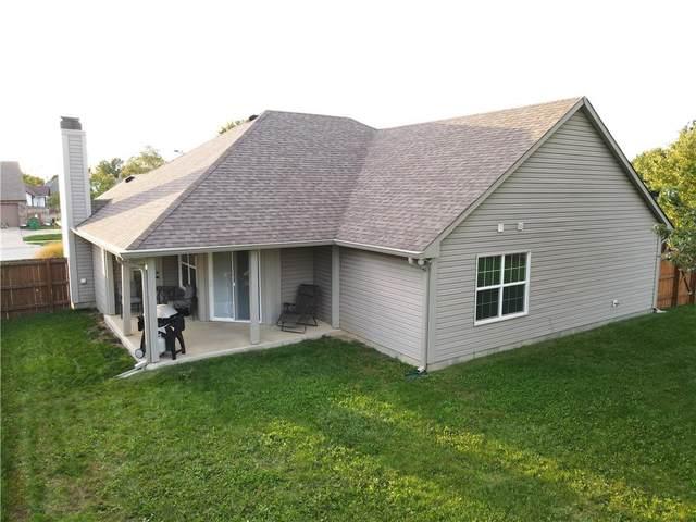 713 Stone Lane, Avon, IN 46123 (MLS #21820621) :: Ferris Property Group