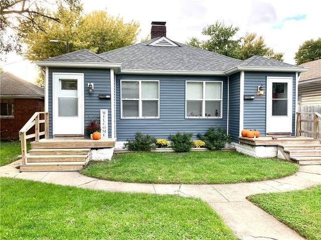 710 E Pleasant Run Parkway North Drive, Indianapolis, IN 46203 (MLS #21820624) :: Mike Price Realty Team - RE/MAX Centerstone