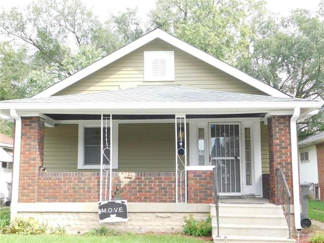 1807 Sharon Avenue, Indianapolis, IN 46222 (MLS #21820637) :: AR/haus Group Realty