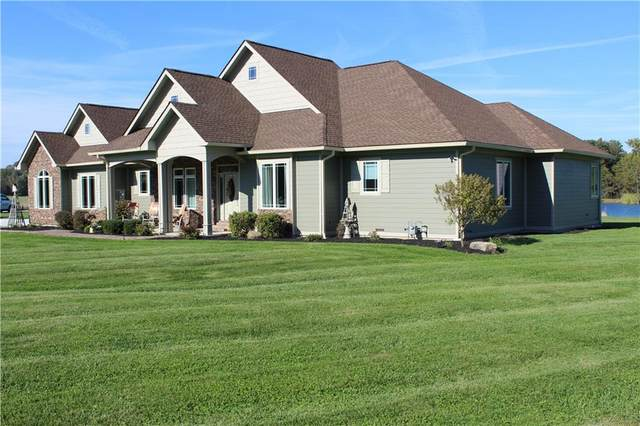3999 S County Road 125 East, Greencastle, IN 46135 (MLS #21820638) :: AR/haus Group Realty