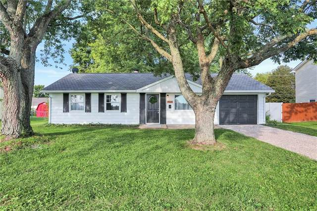 1620 Graham Street, Franklin, IN 46131 (MLS #21820662) :: The Indy Property Source