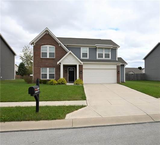 2633 Solidago, Plainfield, IN 46168 (MLS #21820663) :: The Evelo Team