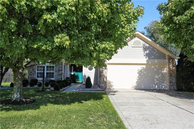 7830 High View Drive, Indianapolis, IN 46236 (MLS #21820676) :: The Evelo Team