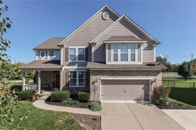 5039 Oak Farm Drive, Indianapolis, IN 46237 (MLS #21820684) :: Mike Price Realty Team - RE/MAX Centerstone