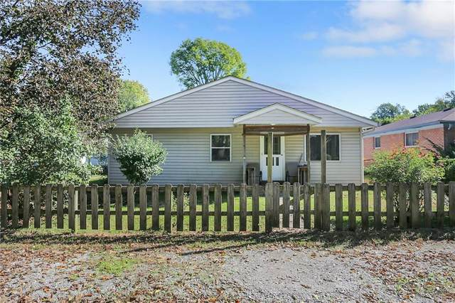 309 S Fleming Street, Indianapolis, IN 46241 (MLS #21820685) :: Pennington Realty Team