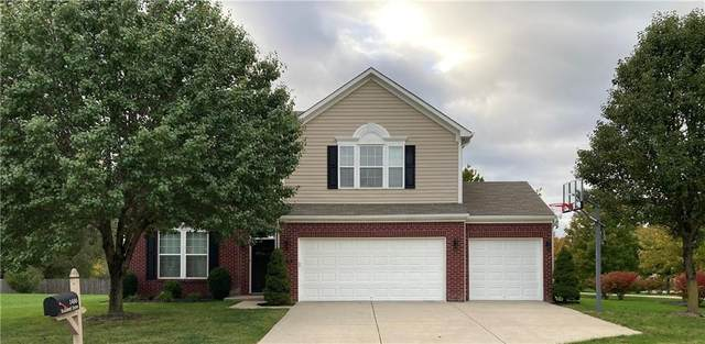 1486 Stanford Drive, Avon, IN 46123 (MLS #21820688) :: The Evelo Team