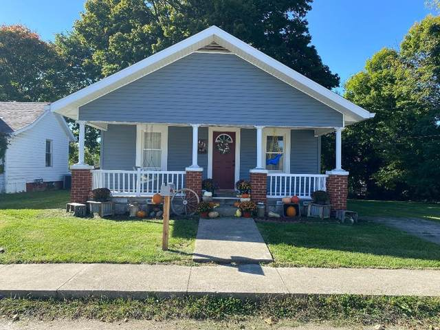423 Park Avenue, New Castle, IN 47362 (MLS #21820689) :: Mike Price Realty Team - RE/MAX Centerstone