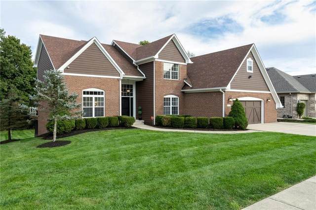 1607 Touchstone Drive, Indianapolis, IN 46239 (MLS #21820693) :: JM Realty Associates, Inc.