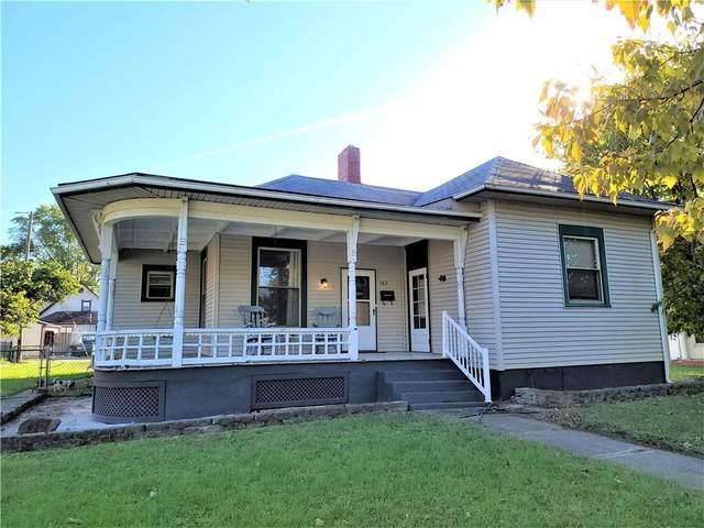 163 W Broadway Street, Shelbyville, IN 46176 (MLS #21820696) :: Ferris Property Group