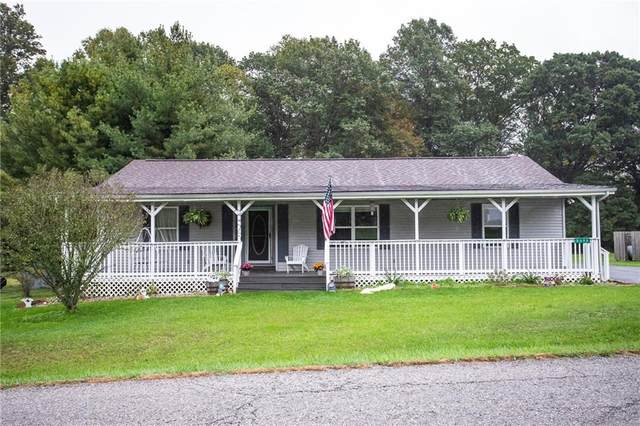 3590 E Rembrandt Drive, Martinsville, IN 46151 (MLS #21820703) :: Mike Price Realty Team - RE/MAX Centerstone