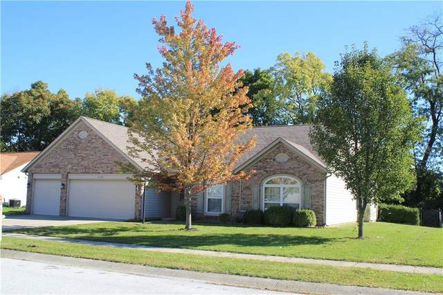 6115 Timberland Way, Indianapolis, IN 46221 (MLS #21820708) :: Pennington Realty Team
