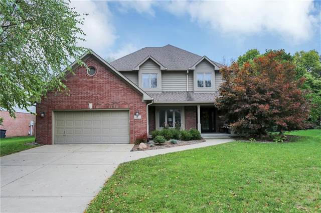 70 Innisbrooke Trail, Greenwood, IN 46142 (MLS #21820727) :: The Indy Property Source
