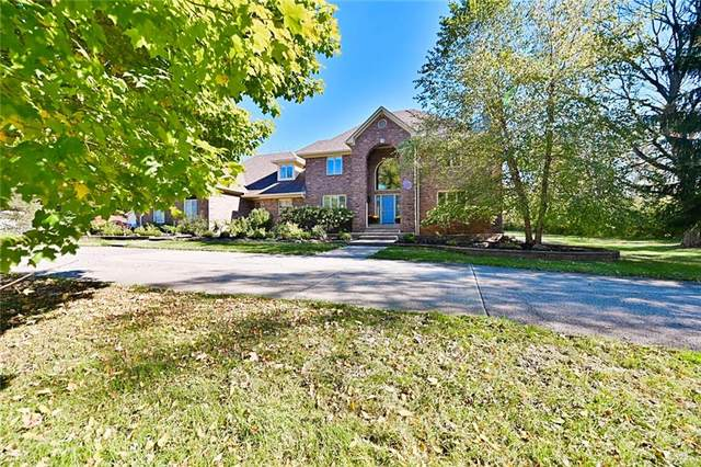 5071 S Us 421, Zionsville, IN 46077 (MLS #21820735) :: The Evelo Team