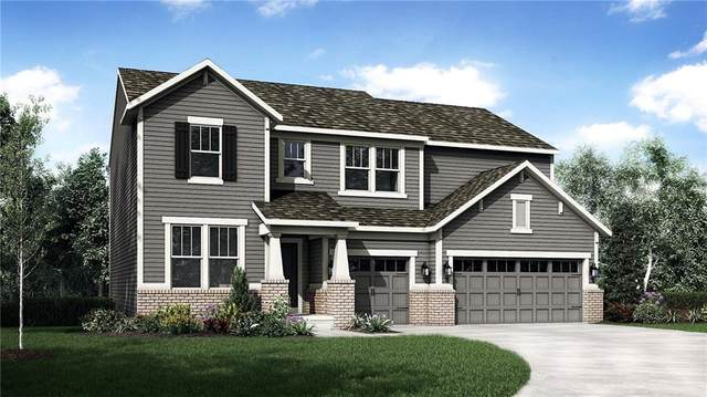 17457 Cavalcade Circle, Noblesville, IN 46060 (MLS #21820738) :: The Indy Property Source