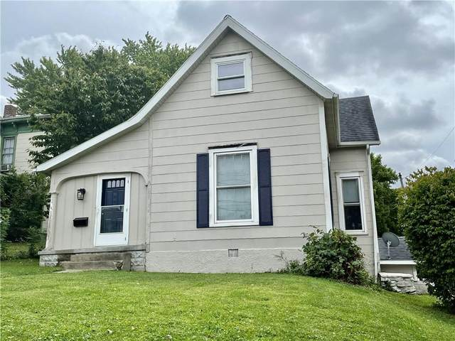 903 Indiana Avenue, New Castle, IN 47362 (MLS #21820743) :: Mike Price Realty Team - RE/MAX Centerstone