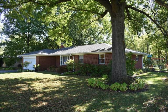 3305 W 58th Street, Indianapolis, IN 46228 (MLS #21820767) :: The ORR Home Selling Team