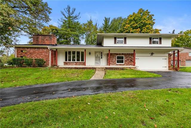 8915 Westminster Court, Indianapolis, IN 46256 (MLS #21820771) :: The ORR Home Selling Team