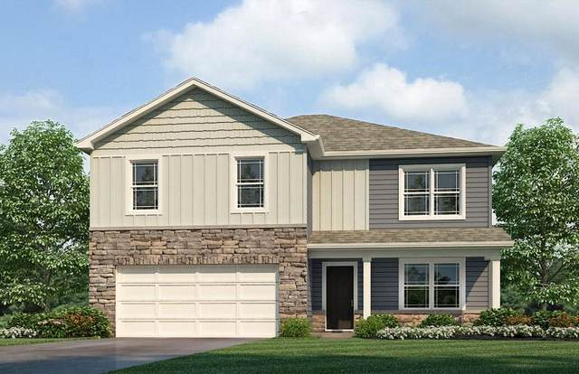 2039 Downey Lane, Greenfield, IN 46140 (MLS #21820772) :: Quorum Realty Group
