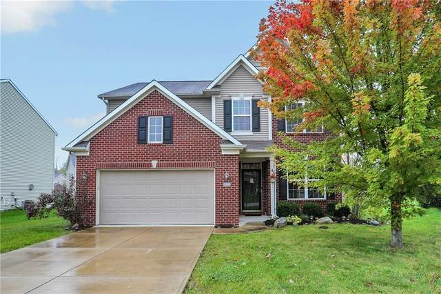 13899 Luxor Chase, Fishers, IN 46038 (MLS #21820779) :: Mike Price Realty Team - RE/MAX Centerstone