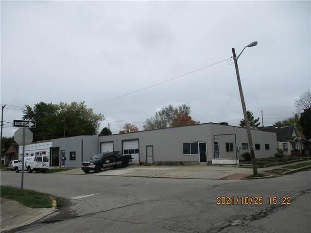 1327 California Street, Columbus, IN 47201 (MLS #21820803) :: JM Realty Associates, Inc.