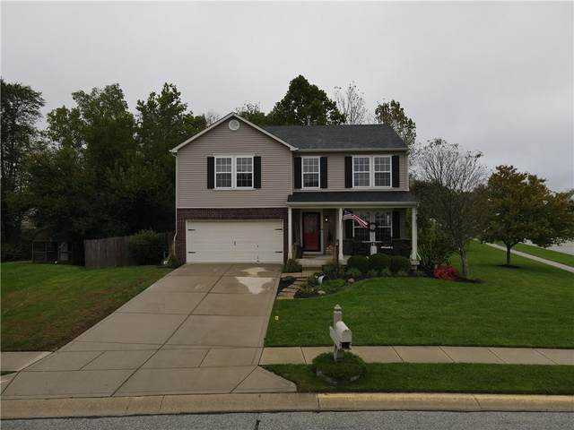 600 Brookline Drive, Danville, IN 46122 (MLS #21820809) :: The Indy Property Source